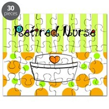retired nurse official blanket Puzzle