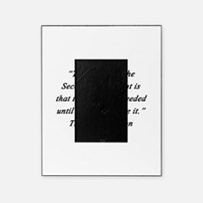 Jefferson - Second Amendment Picture Frame