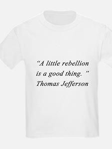 Jefferson - Little Rebellion T-Shirt
