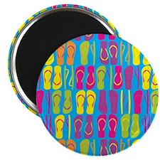Flip Flops Bright Magnet