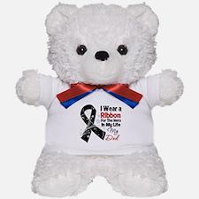 Dad Hero in my Life Teddy Bear
