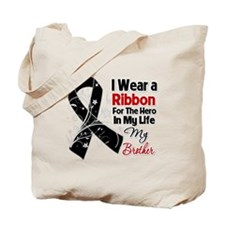 Brother Hero in my Life Tote Bag