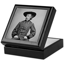 George A. Custer Keepsake Box