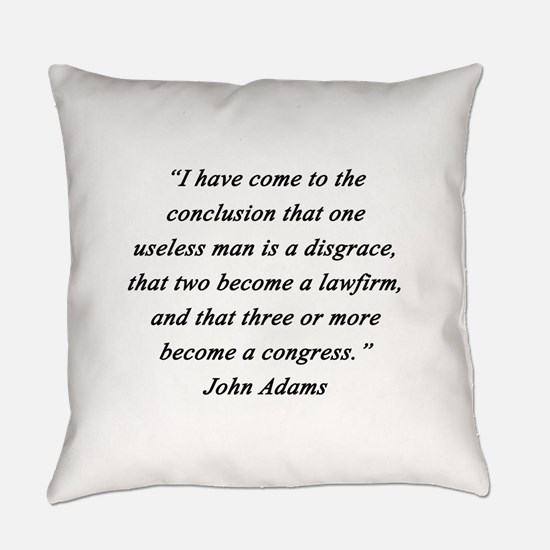 Adams - Useless Men Everyday Pillow