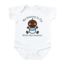 Best Grammy Baby Boy Stick Figure Infant Bodysuit