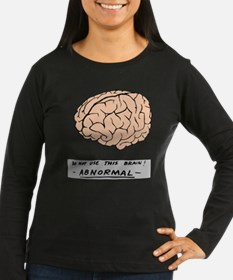 young-f-brain-no-yf-black-text.png Long Sleeve T-S