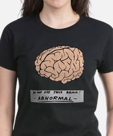 young-f-brain-no-yf-black-text.png T-Shirt