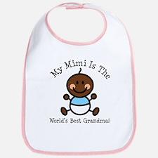 Best Mimi Ethnic Baby Boy Bib