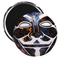 """Mask 2.25"""" Magnet (100 pack)"""