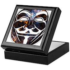 Mask Keepsake Box