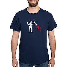 blackbeardflag copy T-Shirt