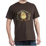 New England Chick Dark T-Shirt