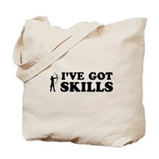 I've got Archery skills Tote Bag