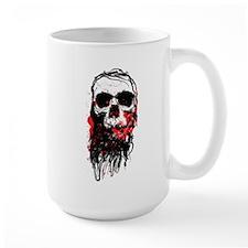 Blood Skull Mug