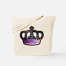 Cosmic Crown Tote Bag
