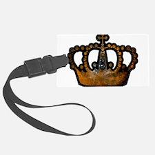 Cosmic Crown Luggage Tag