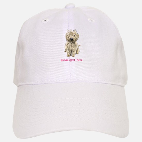 Woman's Best Friend Baseball Baseball Cap