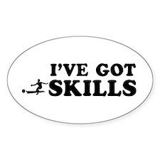 I've got Bowling skills Decal