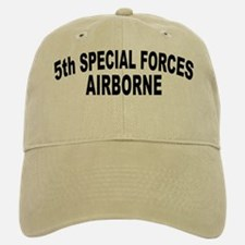 5TH SPECIAL FORCES (AIRBORNE) Baseball Baseball Cap