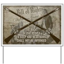 Right of the People Yard Sign
