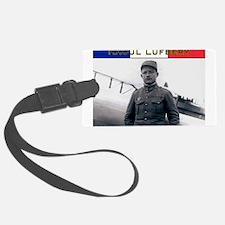 Raoul Lufbery-fr Luggage Tag