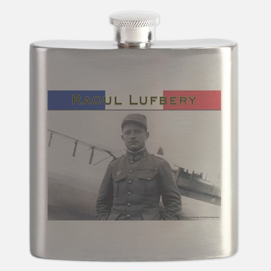 Raoul Lufbery-fr Flask