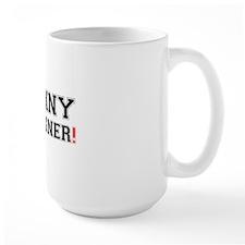 JOHNNY FOREIGNER! Mug