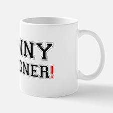 JOHNNY FOREIGNER! Small Small Small Mug