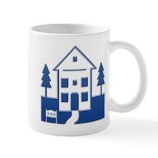 B and B Ornament Mug