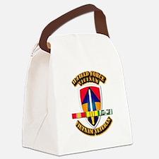 II Field Force Canvas Lunch Bag