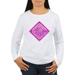 Original Meter Cover Women's Long Sleeve T-Shirt