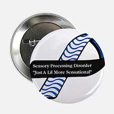 "Sensory Processing Disorder WA 2.25"" Button"