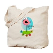 RN ff bird ONCOLOGY NURSE Tote Bag