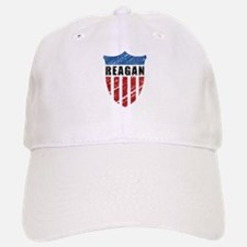 Reagan Patriot Shield Baseball Baseball Baseball Cap