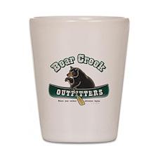 Bear Creek Outfitters Shot Glass
