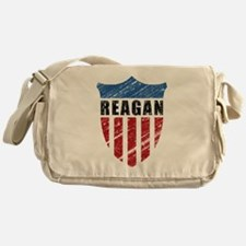 Reagan Patriot Shield Messenger Bag