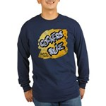 Cockers Rule Long Sleeve Dark T-Shirt