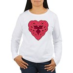 Chante Heartknot Women's Long Sleeve T-Shirt