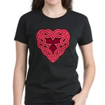 Chante Heartknot Women's Dark T-Shirt