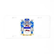 Cade Aluminum License Plate