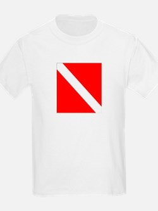 Dive Flag 1 T-Shirt