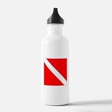Dive Flag 1 Water Bottle