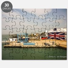 Isle of Wight Union Jack Doors Puzzle