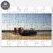 Isle of Wight Hovercraft Puzzle
