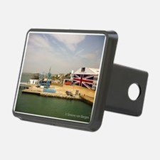 Isle of Wight Union Jack Doors Hitch Cover
