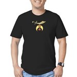 Shriners Black T-Shirt