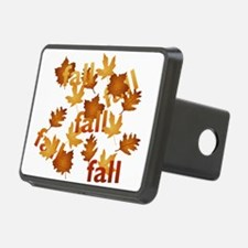Fall Leaves Hitch Cover