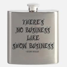 Irving Berlin Flask