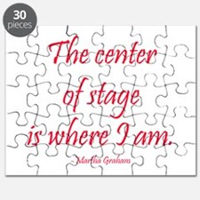 Martha Graham Puzzle