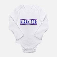 Director Long Sleeve Infant Bodysuit
